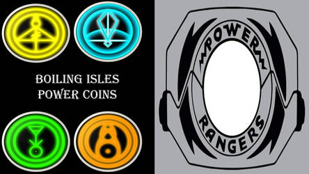 Boiling Isles Power Coins and Morpher (Read Below)