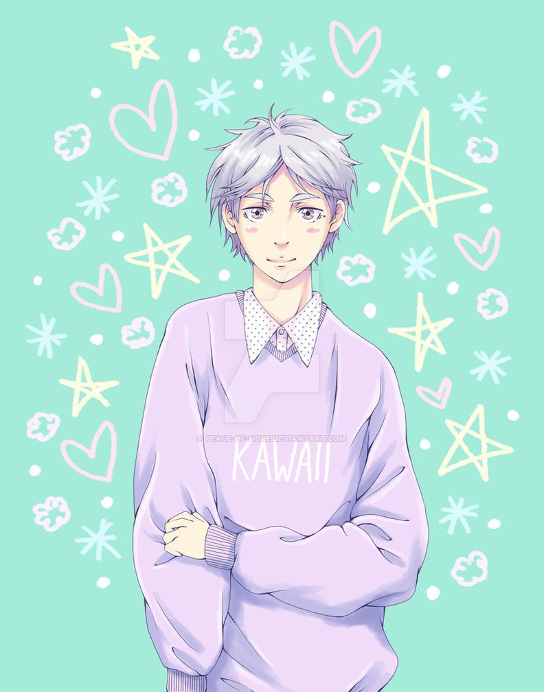 Kawaii Suga by peace-of-hope