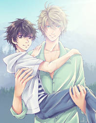Super Lovers Deviantart