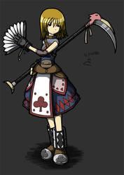 Alice, Sortof by shakaku