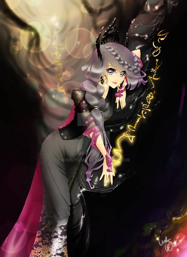 Iridia, Princess of the Stone Carvers