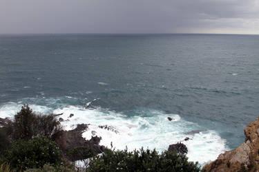 Ocean Storm 1 by skyalin