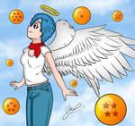 Bulma Angel