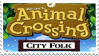 AnimalCrossing City Folk Stamp by Nintendo-WF-Club
