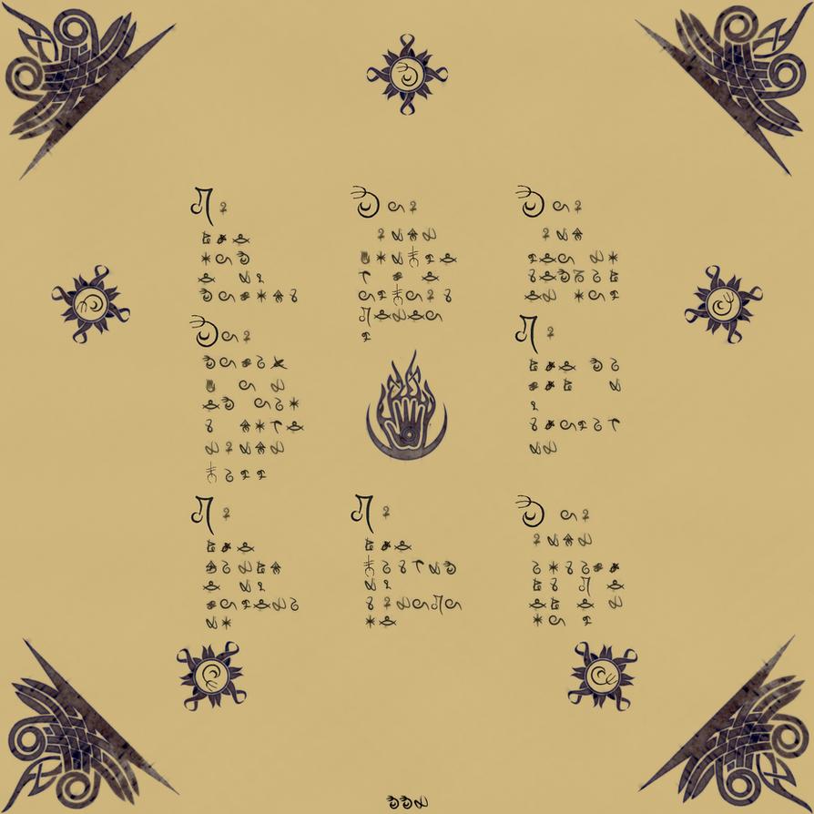 Chant of Magnus by PriestMorokei
