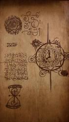 Time Magicka by Lattauri-El