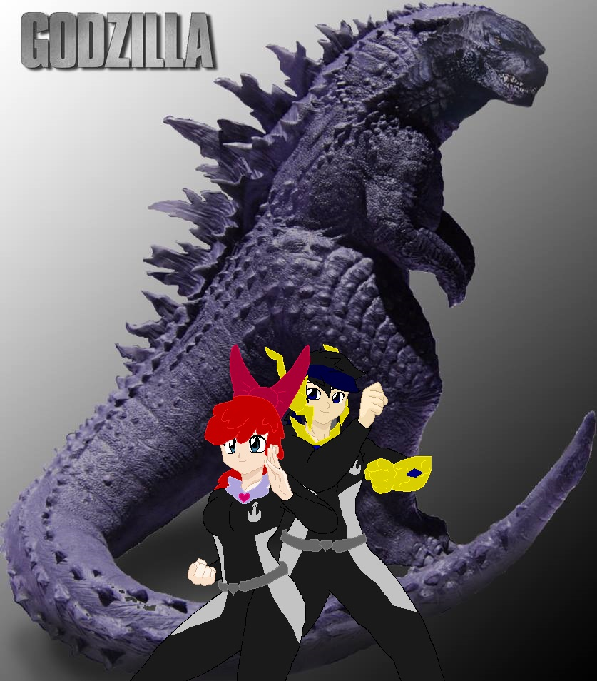 G Force Anime Characters : Mlp vs godzilla g force by lionpatriot on deviantart