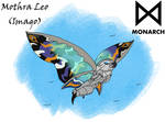 Monsterverse Mothra Leo (Imago)