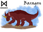 Monster'verse Baragon