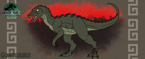 Jurassic Park IV: Gojirasaurus