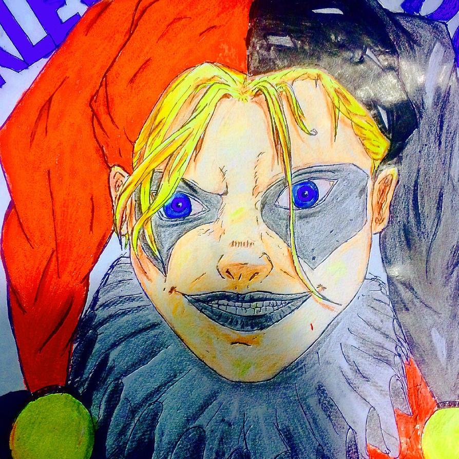 Dibujo chibi japan weekend coloured by yolandadelaplaz