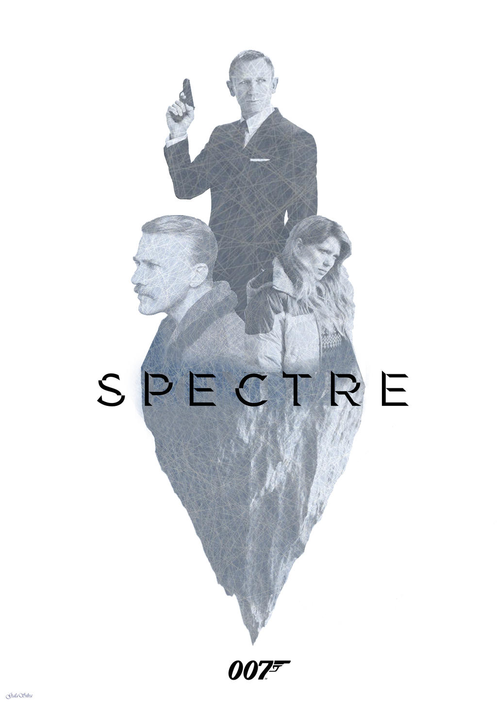 Spectre (2015) BluRay 500 MB