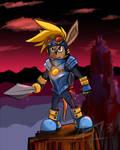 Sparkster - Rocket Knight