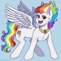 Super Rainbow Dash
