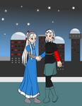 Altair-tan and IMSAI-tan