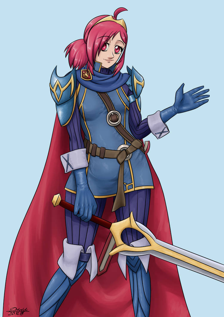 Candy Sweet cosplay : Lucina