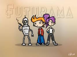 w00t 4 Futurama by rhinestoner