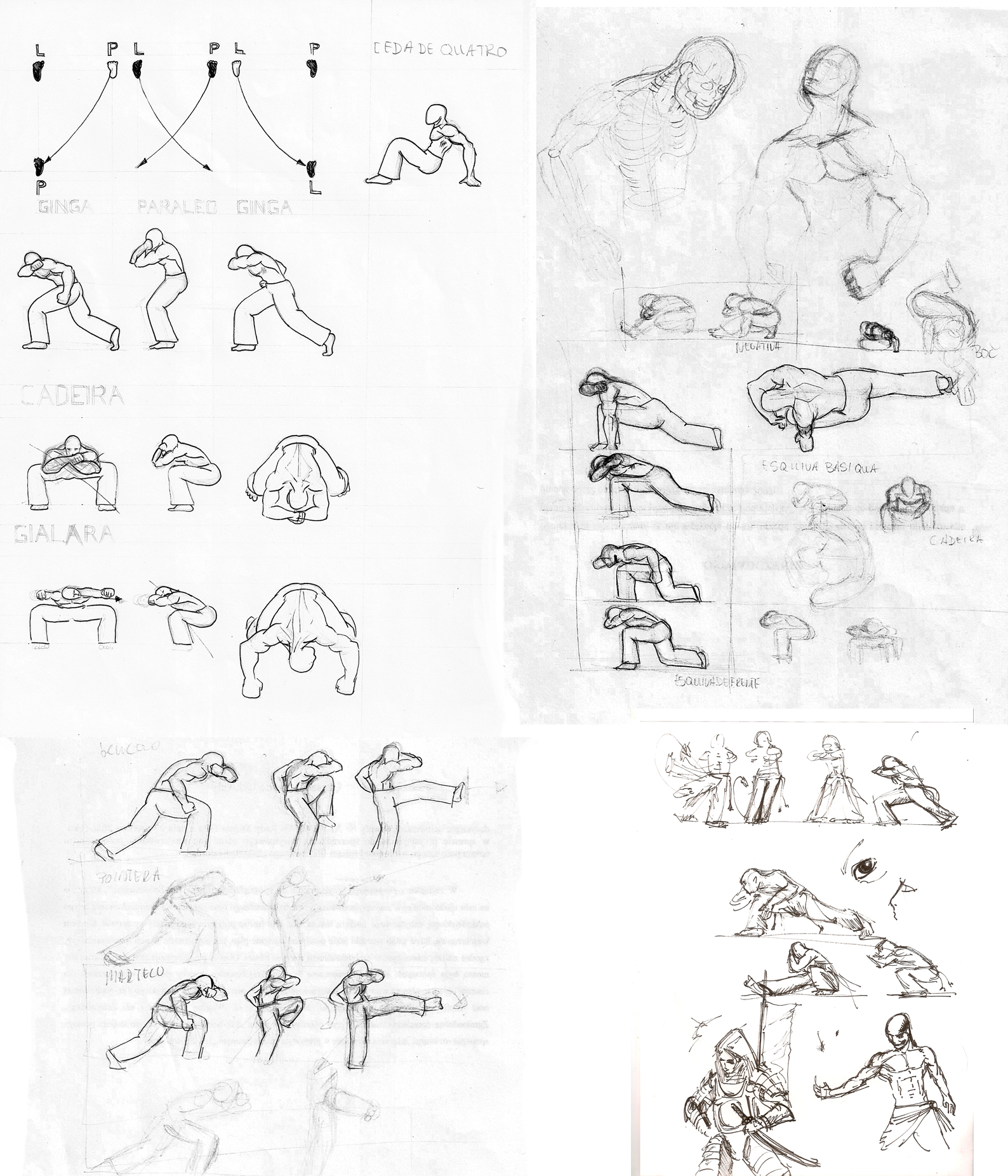 Y sketchbook