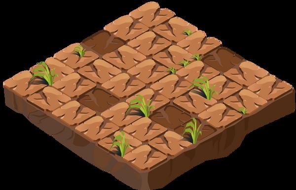 Stepping Stones Clip Art : Isometric stone floor by yarosh on deviantart