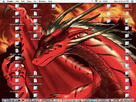 My OS X Desktop as of 11-27-06 by DDStuff
