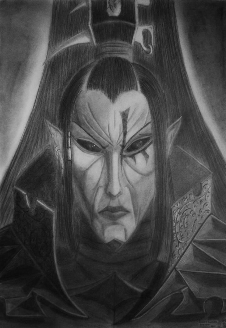 Supreme Overlord Asdrubael Vect