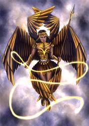 Byzantine Wonderwoman