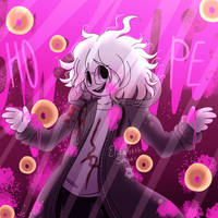 Nagito Komaeda the Ultimate Lucky Student by Elizabeth-Senpai