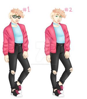Elle Whitecross Concepts #1-2