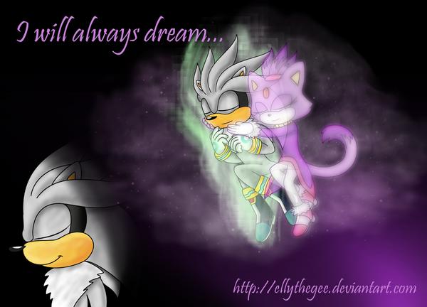 I will always dream... by EllyTheGee