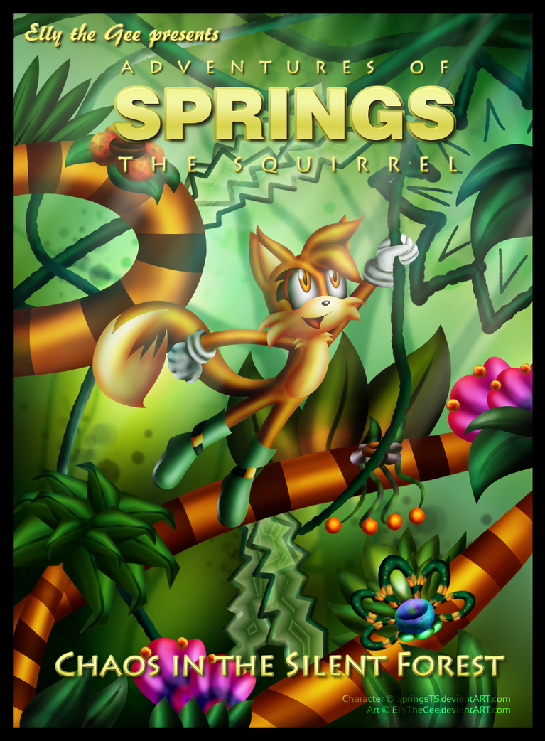GIFT Springs Adventures by Azurelly