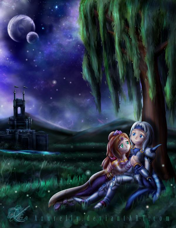 - Constellation - by Azurelly