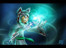 Healing Magic by Azurelly