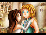 Tale of the Princess and the Thief - Ending