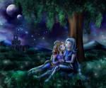 A new constellation by Azurelly