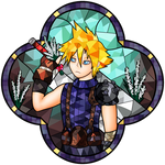 Stained Glass Hero - Cloud by Azurelly