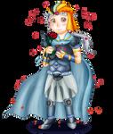 Little Rose Boy by Azurelly
