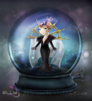Snowglobe of the Sorceress