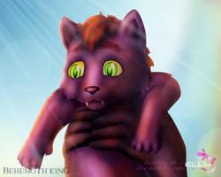 The Behemoth King fake screenshot by Azurelly