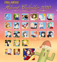 Final Fantasy Advent Calendar 2020