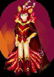 Magnus human deity form
