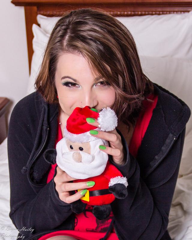 Lil' Santa by AlaskaPhotoSports