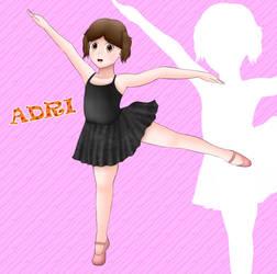 Sweet Dancing Girl