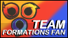 Sonic Heroes: Team Formations Fan Stamp by AutoTFNT979
