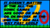 Stamp: Sonic games by AutoTFNT979