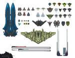 project:Sword of August by kodoktua