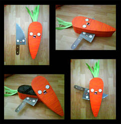Carrot Gift Box by FrealaF