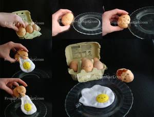 Breaking the Egg