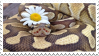 Ball Python Stamp by EqualiTea