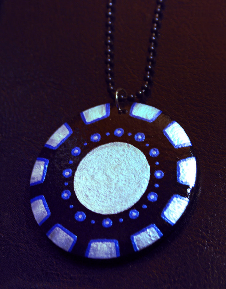 Iron man arc reactor pendant by aenglestern on deviantart iron man arc reactor pendant by aenglestern aloadofball Image collections