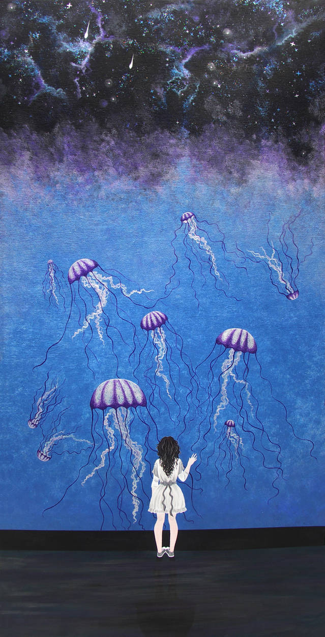 Dreaming of Jellyfish and the Milky Way